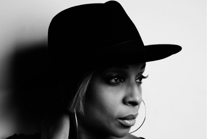 Mary J. Blige - 2014 - The London Session