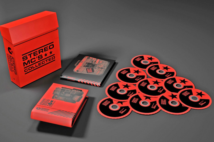 "Stereo MCs - ""Collected"" Box-Set"