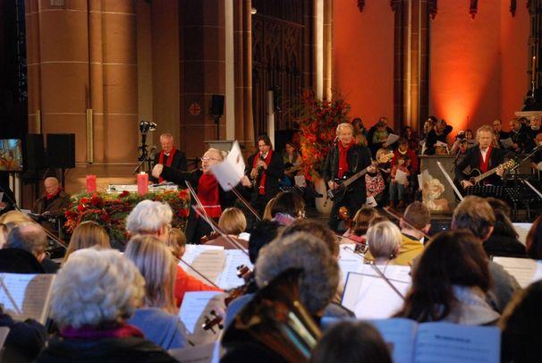 Höhner, Adventmitspielkonzert und Lieder zum Advent 2014