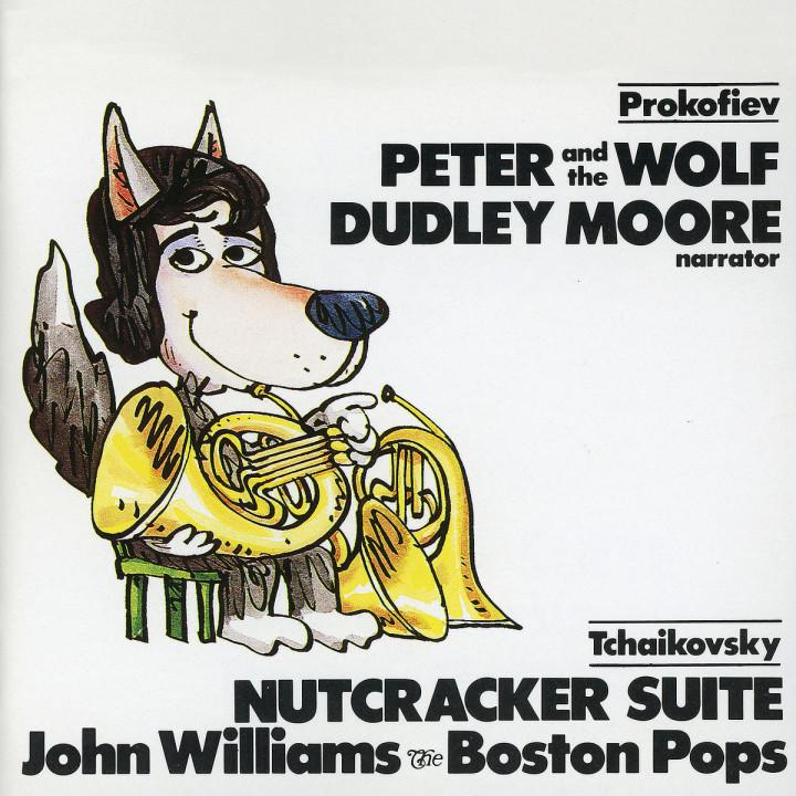 Prokofiev: Peter & The Wolf; Tchaikovsky: Nutcracker Suite