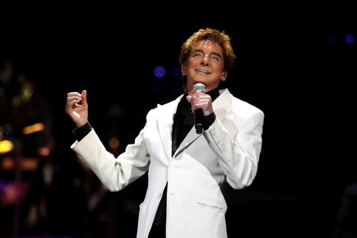 Barry Manilow 2014