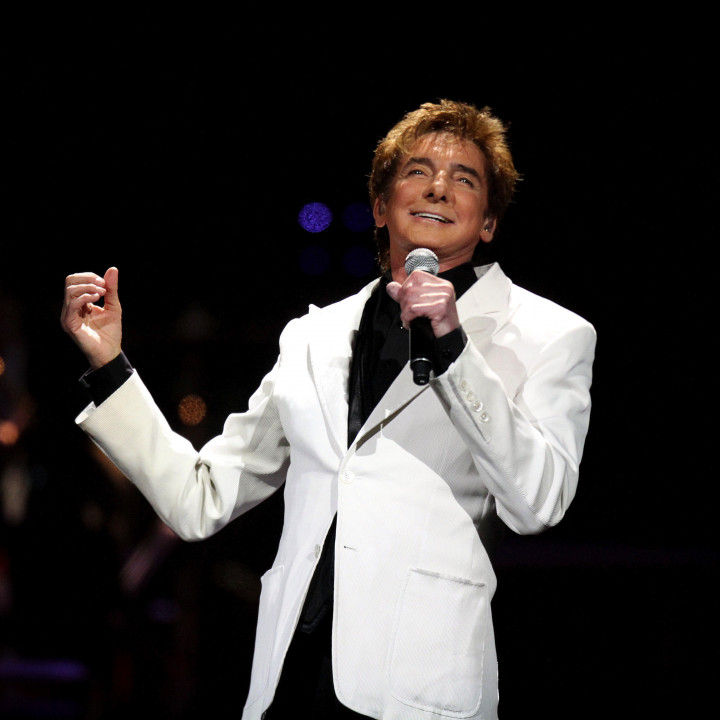 Barry Manilow Live 2014
