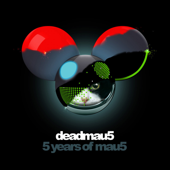 Deadmau5 5 years of mau5 Cover 2014