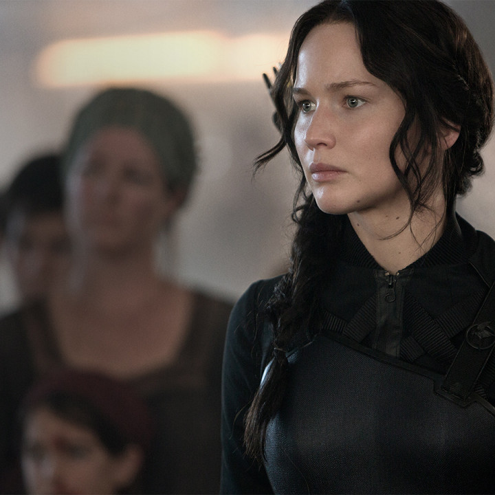 Tribute von Panem — Mockingjay — Part 1 — 2014