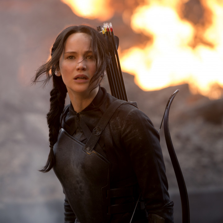 Tribute von Panem – Mockingjay – Part 1 − 2014