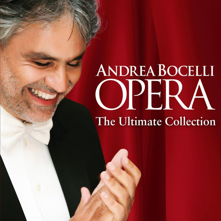 Andrea Bocelli - OPERA The Ultimate Collection
