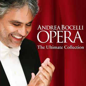 Andrea Bocelli, Opera - The Ultimate Collection, 00028947877325