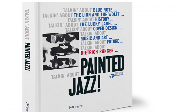 Painted Jazz Buch Blue Note 2014