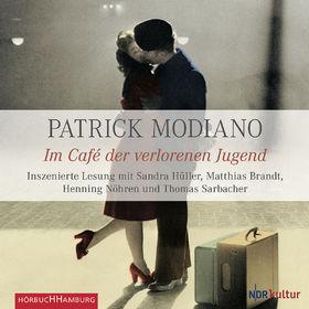 Patrick Modiano, Im Cafe der verlorenen Jugend, 09783899033656