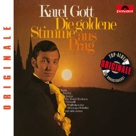 Karel Gott, Die goldene Stimme aus Prag (Originale), 00602547122315