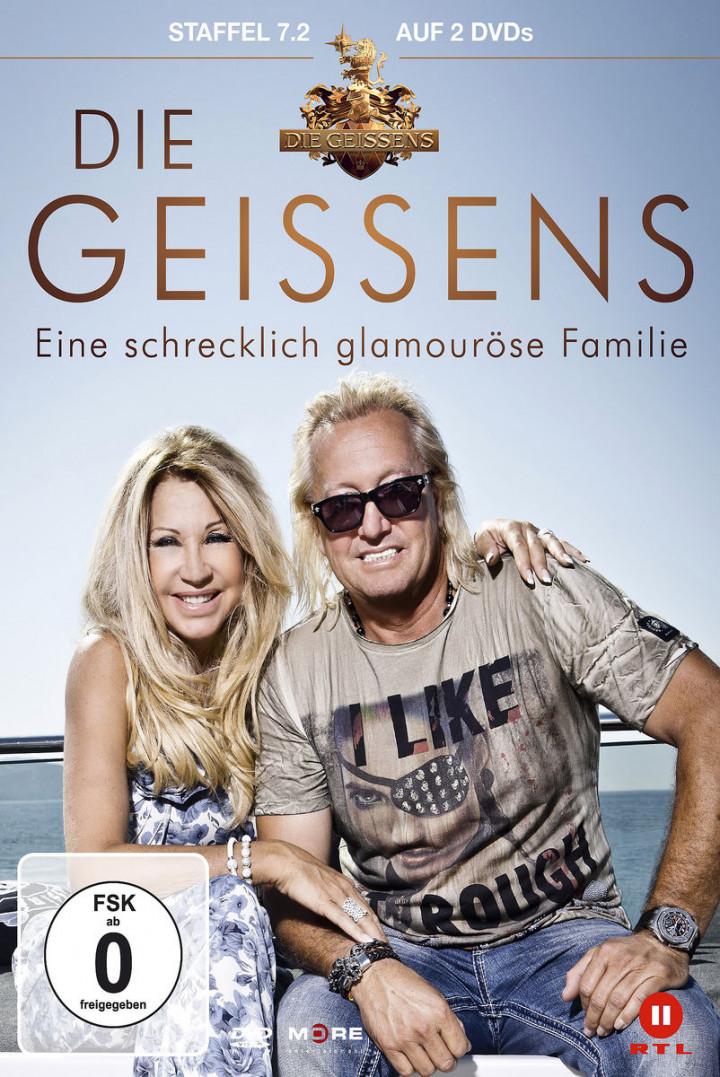 Die Geissens - Staffel 7, Teil 2 (2 DVD)
