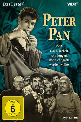 Peter Pan, Peter Pan (D, 1962), 04032989603954