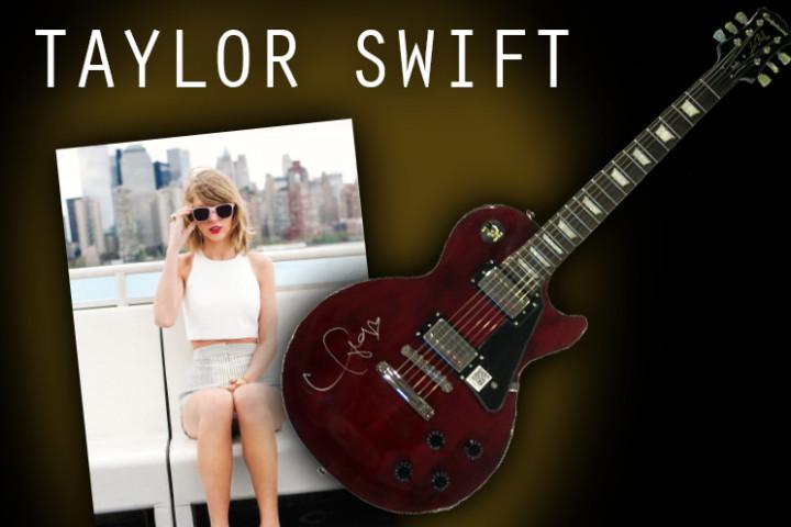 Taylor Swift - Gitarre - Gsp - 2014