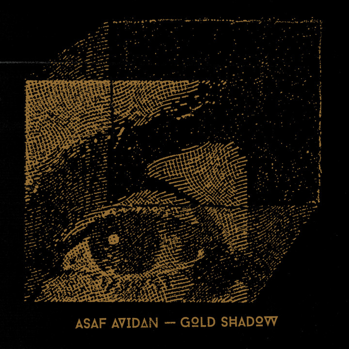 Asaf Avidan Gold Shadow Albumcover 2014