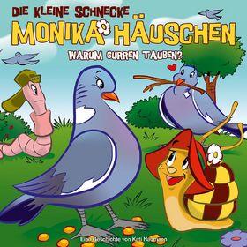 Die kleine Schnecke Monika Häuschen, 39: Warum gurren Tauben?, 00602537853472