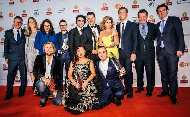 ECHO Klassik - Deutscher Musikpreis, Echo Klassik 2014: Wir gratulieren Anna Netrebko, Anne-Sophie Mutter u.v.m.