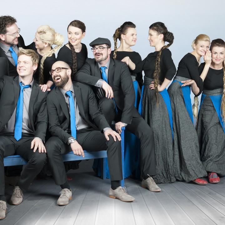 Viva Voce & Latvian Voices – Pressebilder 2014 − 2