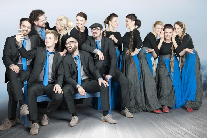 Viva Voce & Latvian Voices - Pressebilder 2014 - 2