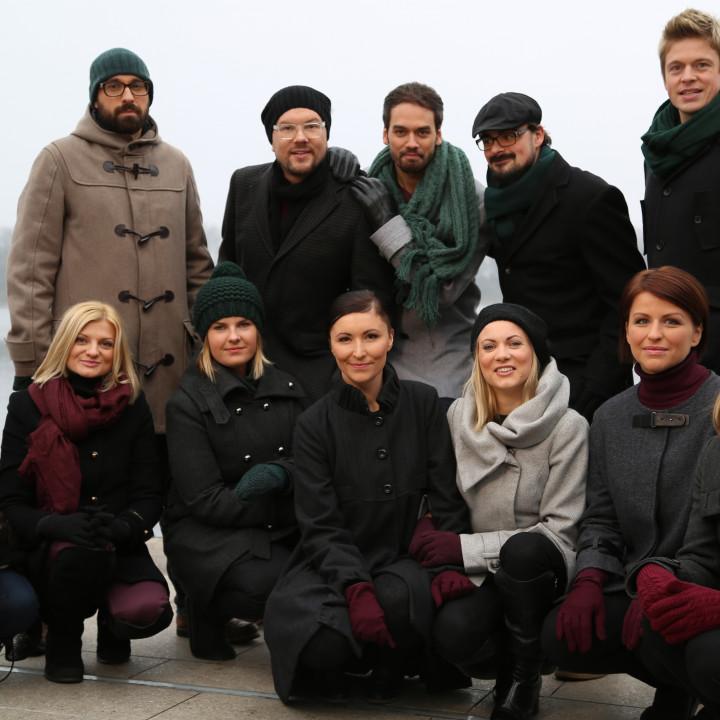 Viva Voce & Latvian Voices – Pressebilder 2014 − 4