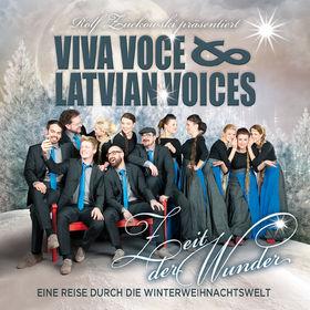 Viva Voce & Latvian Voices, Zeit der Wunder, 00602547088543