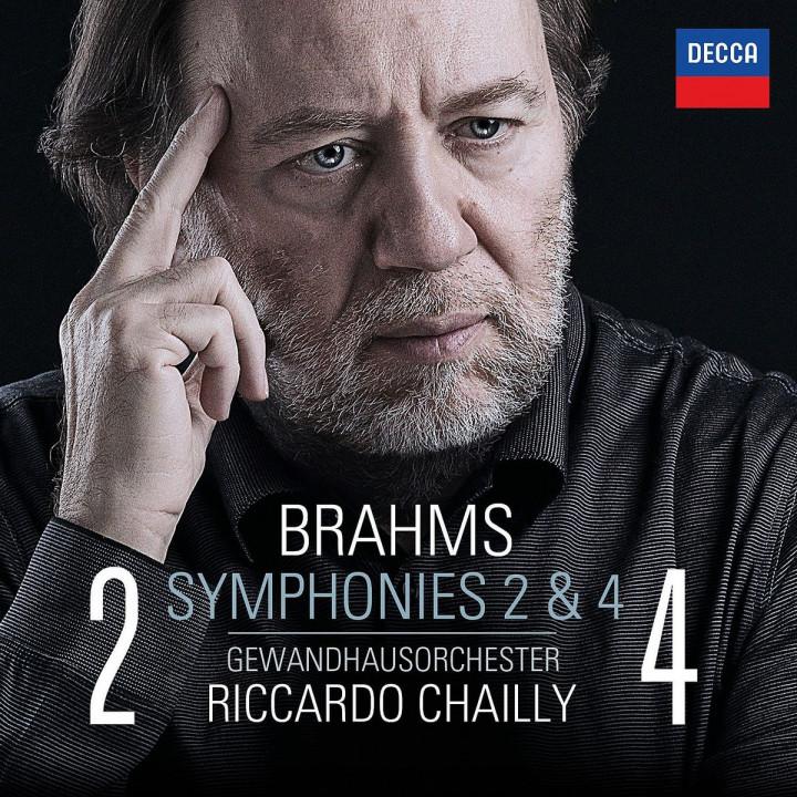 Brahms: Symphonien Nr. 2 & 4 Riccardo Chailly