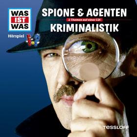 Was ist Was, 51: Spione & Agenten / Kriminalistik, 09783788628895