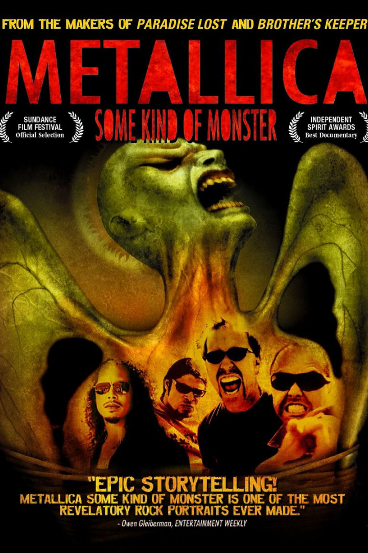 Some Kind Of Monster (10th Ann. Edt Blu-ray/ DVD)