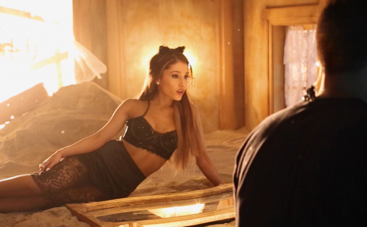 Love Me Harder (Behind The Scenes)