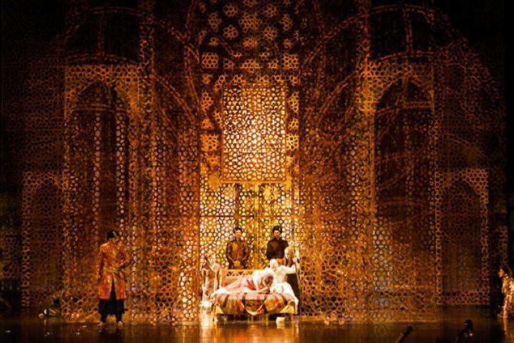 "Die Premiere von ""Siroe - Re Di Persia"" in Athene mit Max Emanuel Cencic"