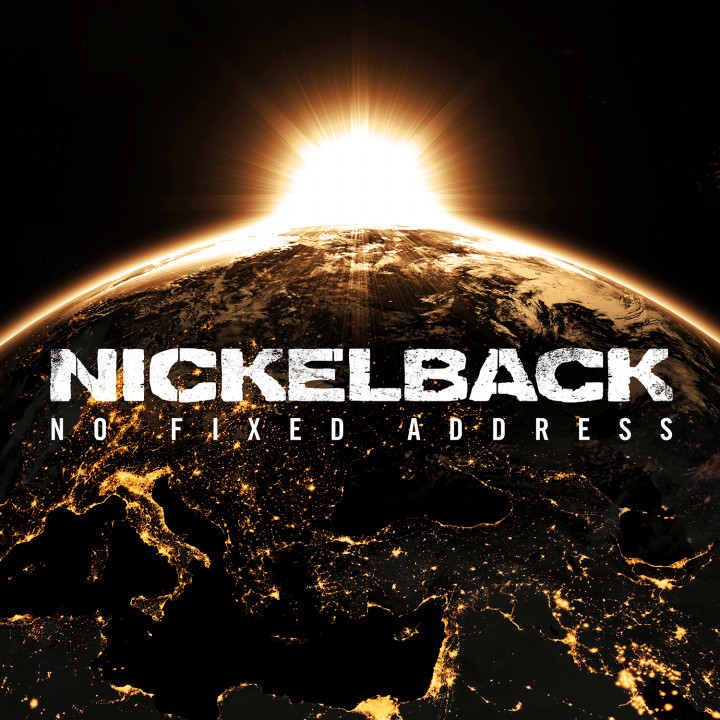 Nickelback No Fixed Address Album 2014 Cover