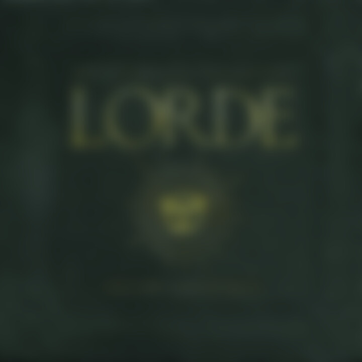 Lorde Cover Yellow Flicker Beat 2014
