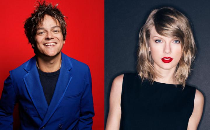 Taylor Swift Jamie Cullum