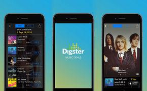 Hozier, Musik-Liebhaber aufgepasst: Die Digster Music Deals App ist da