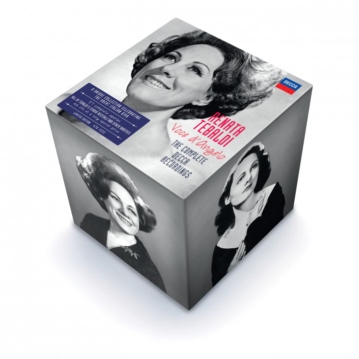 Renata Tebaldi - Complete Decca Recordings