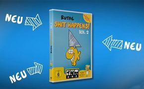 Ralph Ruthe, Shit happens Vol. 2 - Neue Sketche und Clips von Ralph Ruthe