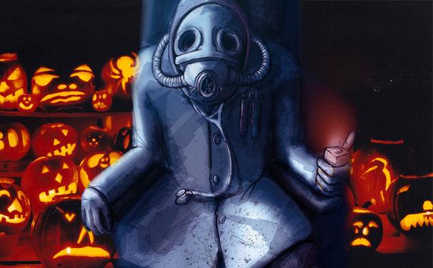 Jack Slaughter, Halloween-Veröffentlichung: Das erste Jack Slaughter - E-Book Dr. Darkness sagt Hallo