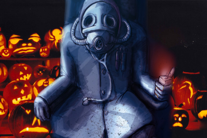 Jack Slaughter Halloween