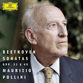 Maurizio Pollini, Beethoven: Piano Sonatas Opp. 31 & 49, 00028947943259