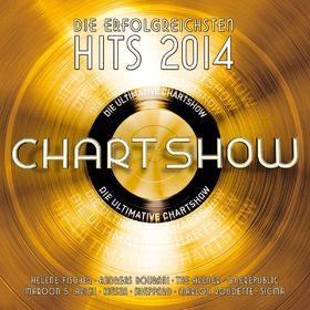 Die Ultimative Chartshow, Die ultimative Chartshow - Die erfolgreichsten Hits 2014, 00600753548615
