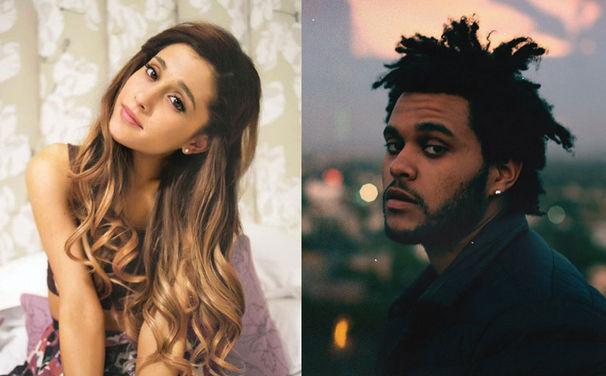 Ariana Grande, Hier ansehen: Ariana Grande und The Weeknd stellen den Clip zu ihrer Single Love Me Harder vor