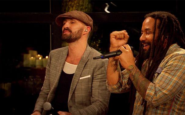 Gentleman, Gentleman präsentiert in einmaliger Kollaboration Bob Marleys Redemption Song live beim ECHO 2015