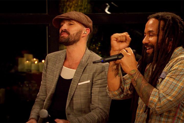 Gentleman - MTV Unplugged - Redemption Song