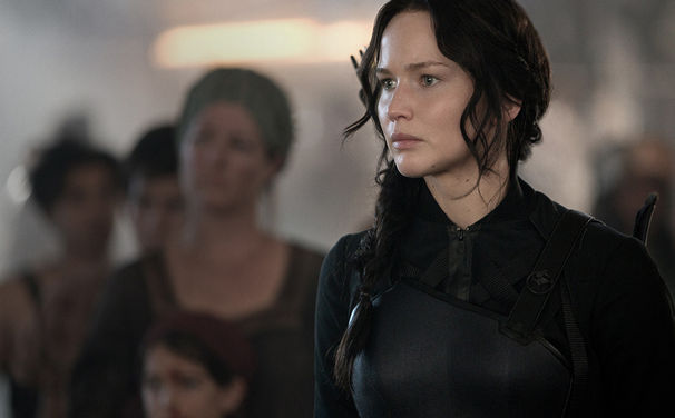 Die Tribute von Panem, 8. November 2014: Jennifer Lawrence und Co. zu Gast bei Wetten, dass…?