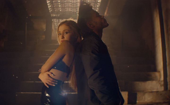 Love Me Harder feat. The Weeknd