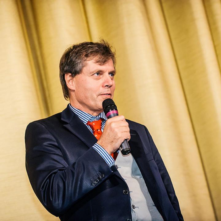 Gottfried Langenstein, Vizepräsident von ARTE