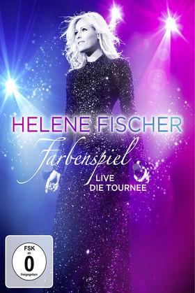 Helene Fischer, Farbenspiel Live - Die Tournee, 00602547110435