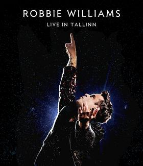 Robbie Williams, Robbie Williams: Live In Tallinn - Blu-ray, 00602547053428