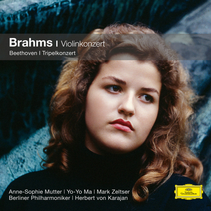 Anne Sophie Mutter Brahms Classical Choice