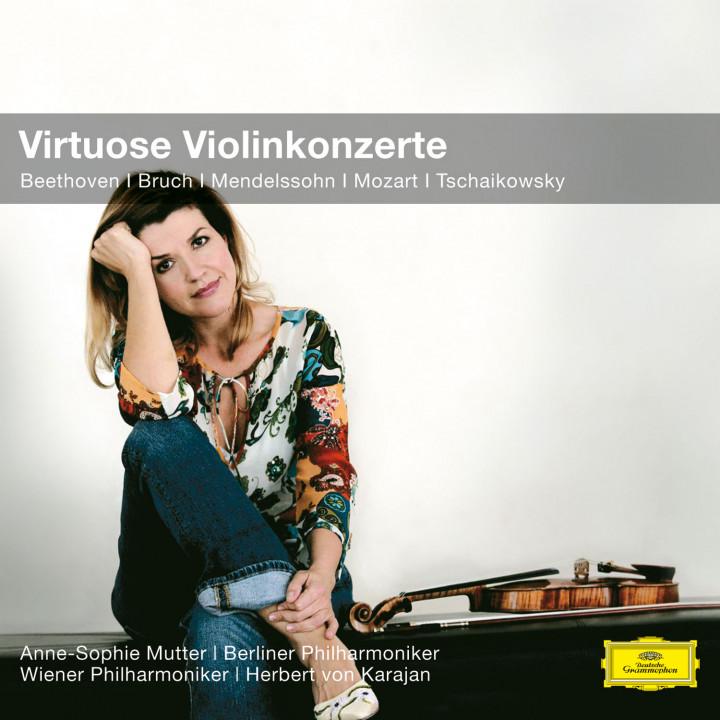 Virtuose Violinkonzerte