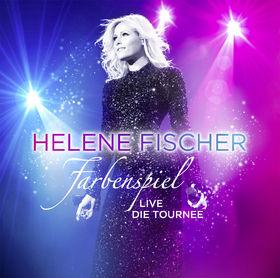 Helene Fischer, Farbenspiel Live - Die Tournee, 00602547110411